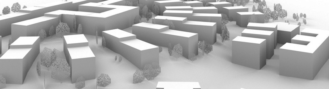Simulerad gipsmodell renderad med ambient occlusion